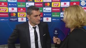 Valverde til Luna: 'Derfor eksperimenterede jeg med opstillingen mod Inter'