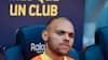 'Hvis man ser på Barcelonas trup nu, så kommer han til at få masser af spilletid'