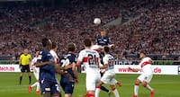 Et hovedstødsmål fra fodboldens ABC: Friedrich header Union Berlin på 2-2
