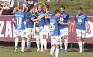 Erling Haalands 17-årige fætter debuterer med mål for Molde og drømmer om Liverpool