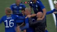 Ny spænding i NordicBet Liga: Fantastiske Køge-mål sænker topholdet Vejle - se alle mål her