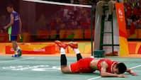 Chen Long besejrer Lee Chong Wei i velspillet OL-finale