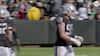 Når katastrofen rammer: Raiders-rookie viser vanvittigt gåpåmod - spiller med brækket hånd