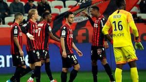 Kølig-Kasper Dolberg sender Nice på 1-0 mod Rennes