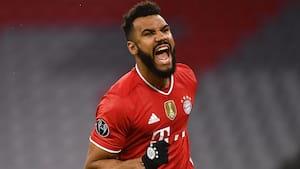 Choupo-Moting banker Bayern i front i DFB-pokalen - se det flotte mål her