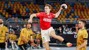 Danmark slår Argentina og sikrer gruppesejr ved VM