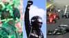Drama, crash og overraskelser: Se alt det bedste fra F1-sæsonen indtil videre