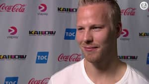 Lars Eller inden Hockey Stars: Håber flere vil få lyst til at spille ishockey!