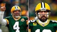 Brett Favre efter Packers' QB-draftvalg: 'Rodgers slutter ikke sin karriere i Green Bay'