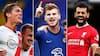 Vestergaard-kasse, Salah-slangehug og Werner-show: Se alle lørdagens Premier League-mål her