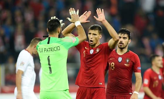 Portugal uden Ronaldo stormer afsted i Nations League