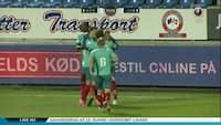 Mål på samlebånd: Se alle rundens NordicBet Liga-målene