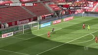 Bayern ydnytter Leverkusen-blunder - Gnabry scorer til 3-1