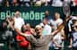 Rørt Federer vinder tysk græsturnering for tiende gang – se afslutningen og hyldesten her