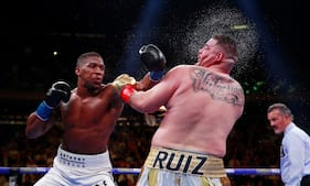Nu gælder det Ruiz Jr. vs. Joshua 2: Sådan får du adgang til bokse-braget