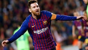 Messi kom ind fra bænken og sikrede Barcelona det spanske mesterskab