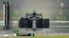 Så hurtigt kørte han: Hamilton rammer 230 på tre hjul
