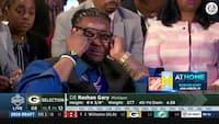Ny Packers-spiller bryder sammen i gråd over telefonen - her får han den gode nyhed