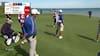 Amerikanske golfprofiler åbner Ryder Cup med føring