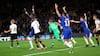 Higlights: Wass og Valencia vinder på Stamford Bridge - men danskeren var lige ved at blive skurk