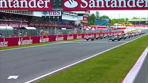 Williams-sensation: Da Maldonado snød Alonso for sejren i Spanien