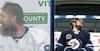 Ehlers og NHL-stjerne i voldsom trash-talk efter klammeri