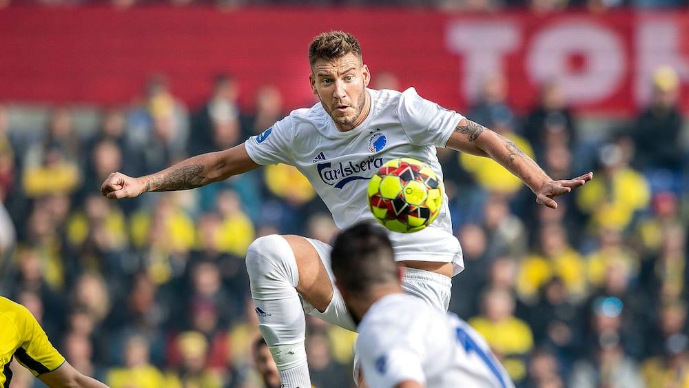 Bendtner scorer første FCK-mål - dobbelt målscorer i reserve-derby