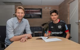 16-årig dansker indlemmes fra start i 1. holds-trup i Bundesligaen