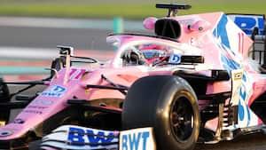 Sergio Perez efter Red Bull-test: 'Det er en drøm, der går i opfyldelse'