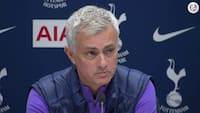 'Har du talt med Real Madrid inden Spurs?' Her svarer Mourinho på spørgsmålet