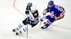Se highlights: Dansk stjerne åbner NHL-sæson med TRE assister - men taber i New York