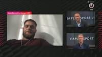 Mads Burnell holder sig skarp til UFC: Lige da jeg kom hjem fra Las Vegas, blev hele verden lukket ned