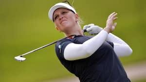 Fortsætter gode takter: Nanna Koerstz Madsen nærmer sig top-10 i Texas