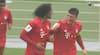 MÅL: Bayern-talent hakker frispark helt op på hjørnet - holdkammerat prikker den i kassen
