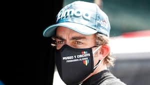 Alonso er i dag tilbage i Formel 1-raceren: 'Det er en helt ny begyndelse'