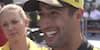 Ricciardo jubler over P4 som var det pole: Her fortæller den lykkelige australier om sin super-kval