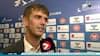 Lucas A fik comeback på landsholdet i Aalborg: 'Det var måske aftenens største bifald'