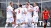 Færøerne kommer på tavlen med første sejr i dansk gruppe
