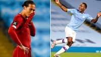 Sikke en snitter: Liverpools mesterhold blev ydmyget af City