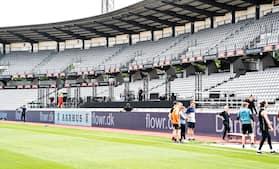 Alle coronatest er negative før dansk fodboldgenstart