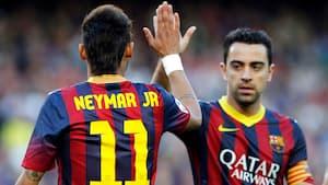 Xavi om drømmejobbet: Jeg vil tilbage til Barca og hente Neymar ind