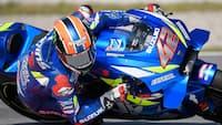 Spanier skuffer på hjemmebane i MotoGP: Styrter og spjætter i arrigskab