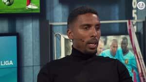 Banankast og abelyde: Hør Patrick Mtiliga fortælle om racistiske oplevelser på fodboldbanen