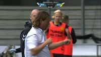 MÅL! Hansson slår sidste søm Randers-kisten - se 3-0-målet her