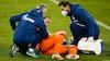 Schalke-keeper skadet efter sammenstød med Haaland