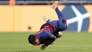 Suarez' mareridtskamp - 24 afleveringer og et løbemønster som en serie 6-dommer