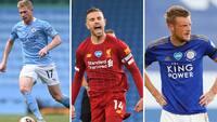 Hvem skal blive 'Årets Spiller' i Premier League? Her er de nominerede