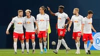 Poulsen og Leipzig tager stort skridt mod CL-avancement