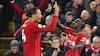 Mané header Hendersons fantastiske indlæg i kassen - Liverpool fører 3-0