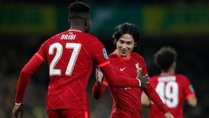 Reservespækket Liverpool-mandskab sikkert videre mod PL-bundprop – se målene her